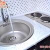Кухня в smart-квартире в Харькове