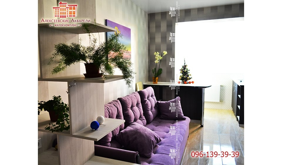 Малогабаритки: дизайн гостиной